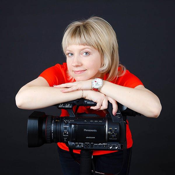 Видеограф в Красноярске