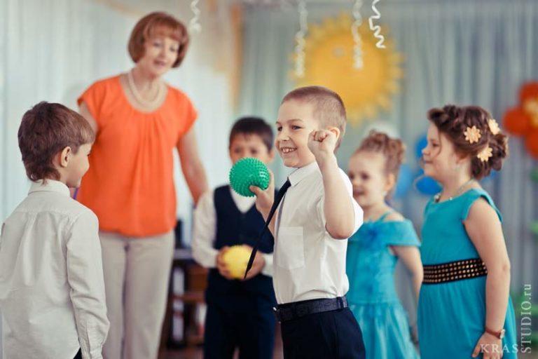 Выпускной в детском саду_1
