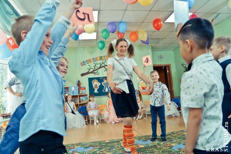 Выпускной в детском саду_4