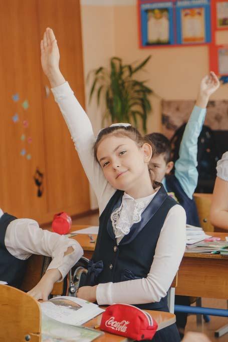 Школьная детская фотография из Красноярска