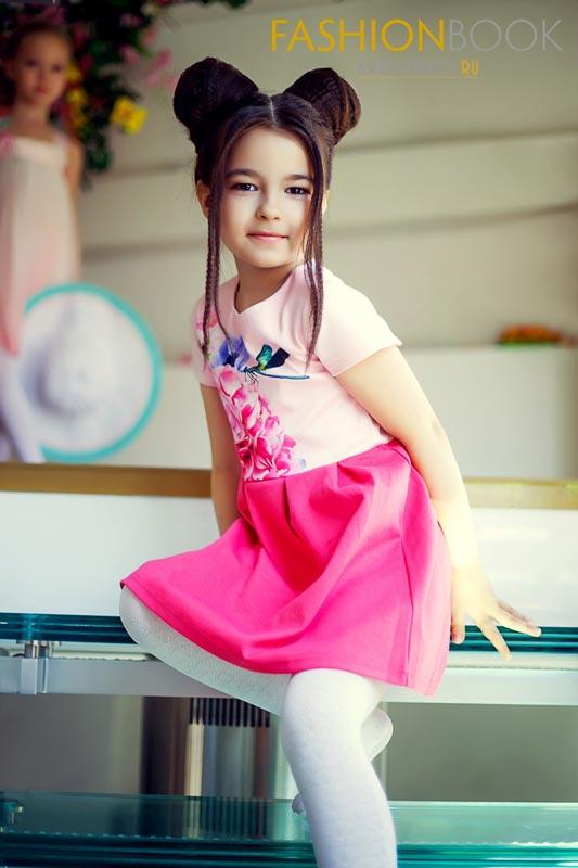 Детская модная фотосессия в Красноярске