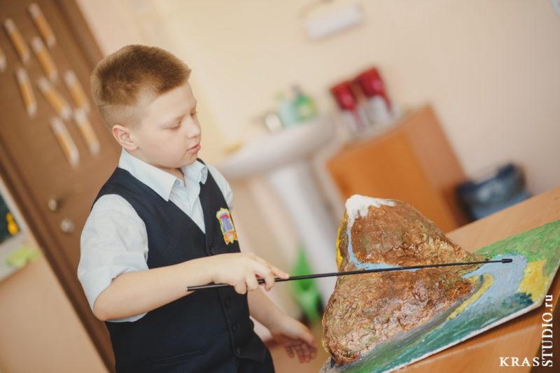 Школьная репортажная фотосъёмка в Красноярске