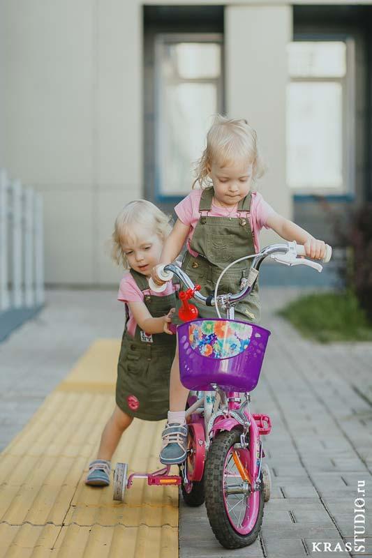 Детская фотосессия в Красноярске