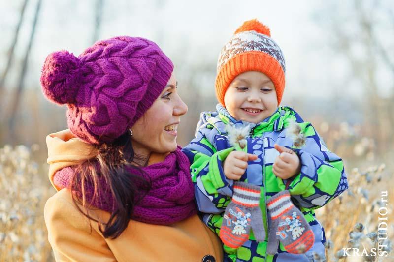 Где заказать фотосессию осенью в Красноярске?