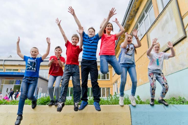 Школьная фотосессия в Красноярске
